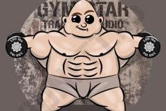 Gym Star - Insta