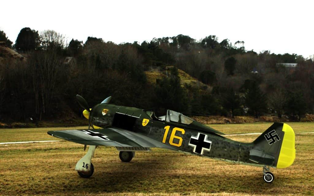 Bilde av FW-190 Gul 16