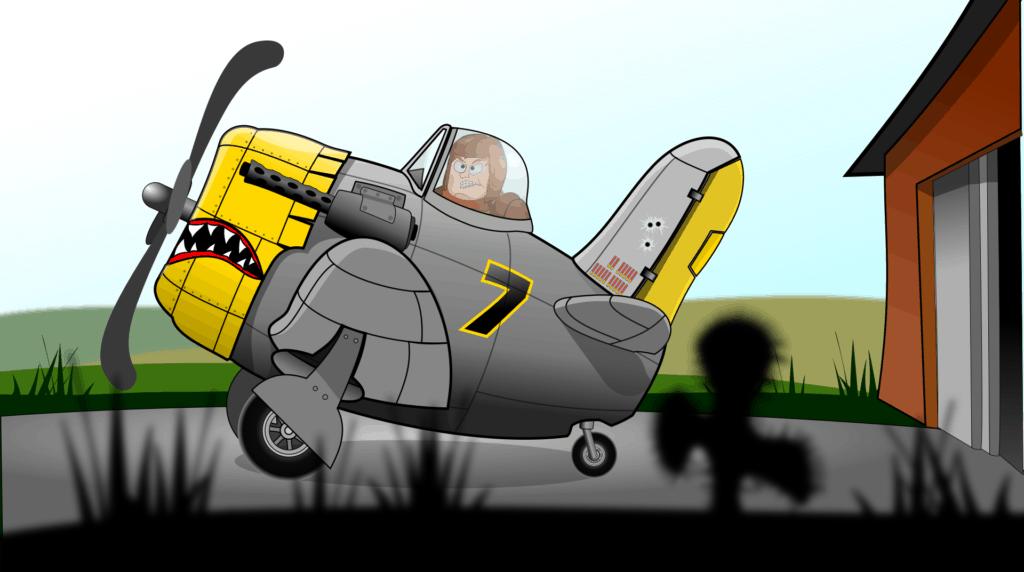 Inkscape flytegning