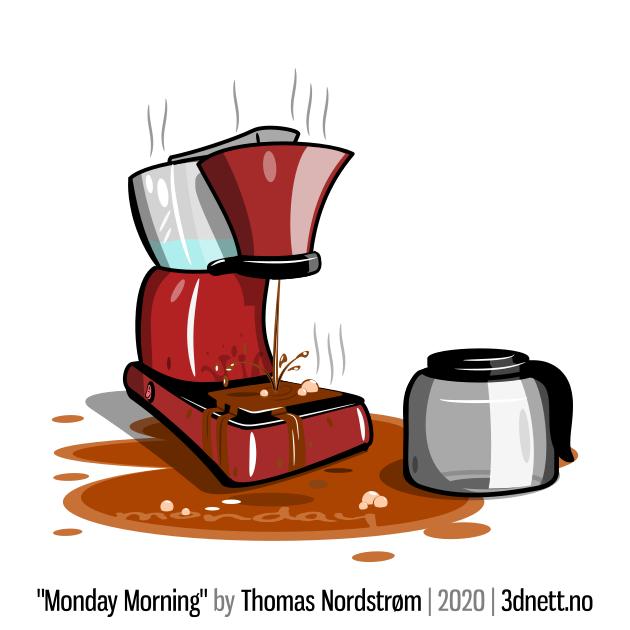 Kaffe uhell